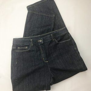 NWOT -APPLESEED'S Relaxed Straight Leg Ankle Jeans